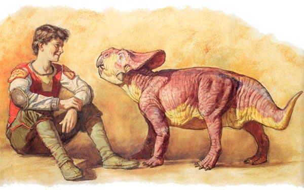 Dinotopia - O Mundo Fantástico de James Gurney Arte & Ilustração literatura arte ilustração fantasia dinossauros james gurney Figura do Slideshow #5