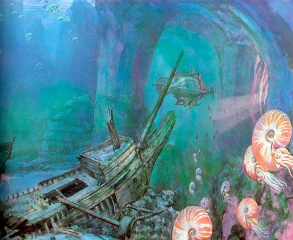 Dinotopia - O Mundo Fantástico de James Gurney Arte & Ilustração literatura arte ilustração fantasia dinossauros james gurney Figura do Slideshow #24