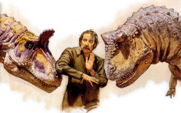 Dinotopia - O Mundo Fantástico de James Gurney Arte & Ilustração literatura arte ilustração fantasia dinossauros james gurney Figura do Slideshow #16