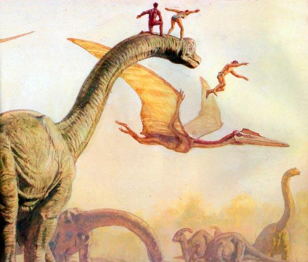 Dinotopia - O Mundo Fantástico de James Gurney Arte & Ilustração literatura arte ilustração fantasia dinossauros james gurney Figura do Slideshow #2