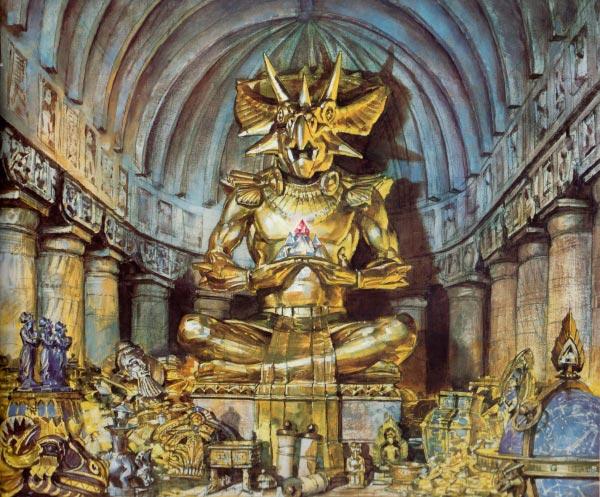 Dinotopia - O Mundo Fantástico de James Gurney Arte & Ilustração literatura arte ilustração fantasia dinossauros james gurney Figura do Slideshow #7