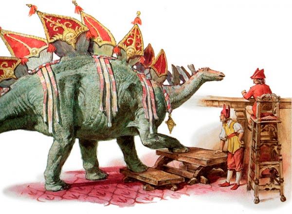 Dinotopia - O Mundo Fantástico de James Gurney Arte & Ilustração literatura arte ilustração fantasia dinossauros james gurney Figura do Slideshow #25