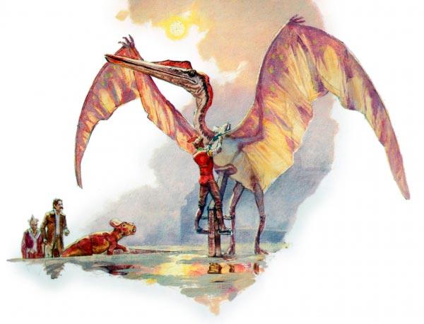 Dinotopia - O Mundo Fantástico de James Gurney Arte & Ilustração literatura arte ilustração fantasia dinossauros james gurney Figura do Slideshow #4