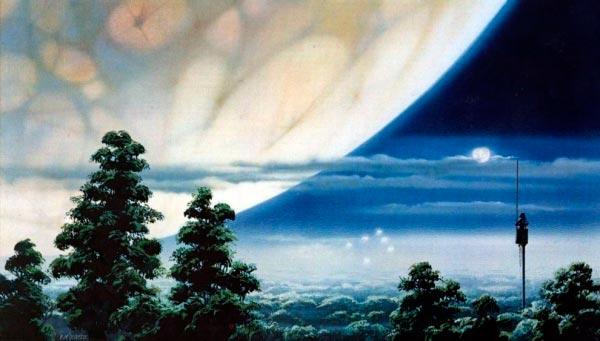 Star Wars IV: Uma Nova Esperança - Arte Conceitual de Ralph McQuarrie Arte & Ilustração Cinema arte ilustração fantasia cinema star wars sci-fi ralph mcquarrie Figura do Slideshow #32