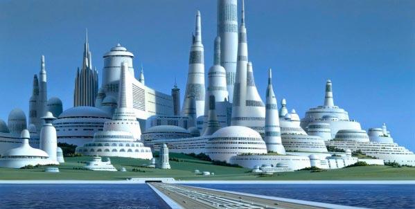 Star Wars IV: Uma Nova Esperança - Arte Conceitual de Ralph McQuarrie Arte & Ilustração Cinema arte ilustração fantasia cinema star wars sci-fi ralph mcquarrie Figura do Slideshow #44