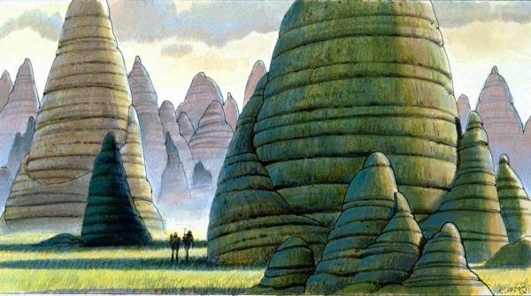 Star Wars IV: Uma Nova Esperança - Arte Conceitual de Ralph McQuarrie Arte & Ilustração Cinema arte ilustração fantasia cinema star wars sci-fi ralph mcquarrie Figura do Slideshow #43