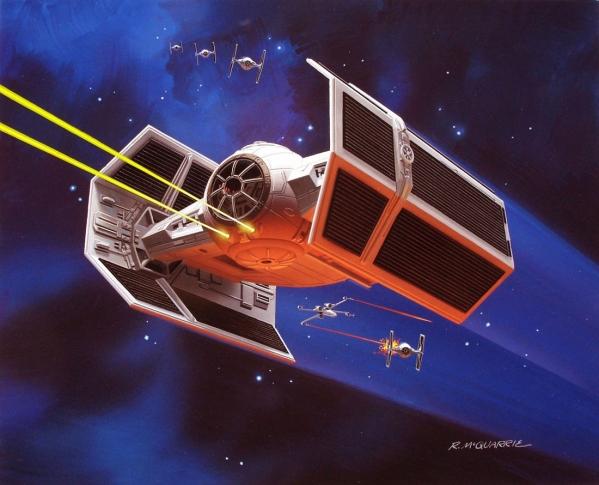 Star Wars IV: Uma Nova Esperança - Arte Conceitual de Ralph McQuarrie Arte & Ilustração Cinema arte ilustração fantasia cinema star wars sci-fi ralph mcquarrie Figura do Slideshow #27