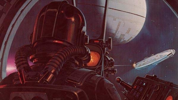 Star Wars IV: Uma Nova Esperança - Arte Conceitual de Ralph McQuarrie Arte & Ilustração Cinema arte ilustração fantasia cinema star wars sci-fi ralph mcquarrie Figura do Slideshow #18