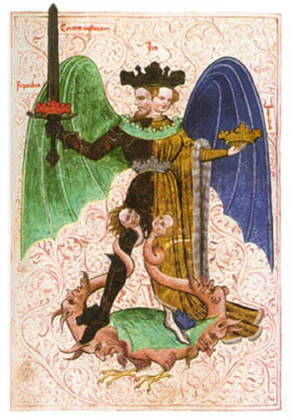 A Origem da Paixão: O Mito dos Homens-Bola História & Mitologia mitologia paixão amor Figura do Slideshow #2