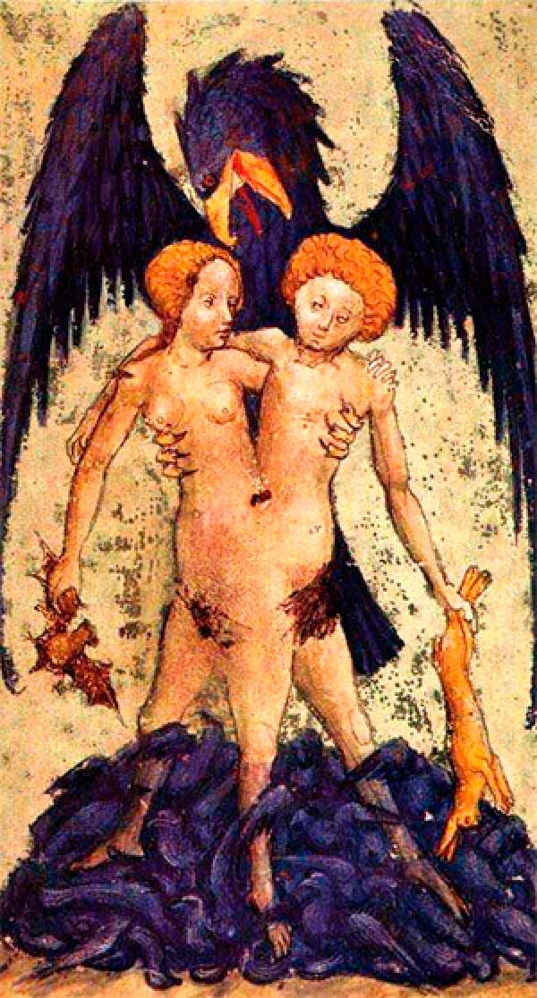 A Origem da Paixão: O Mito dos Homens-Bola História & Mitologia mitologia paixão amor Figura do Slideshow #5