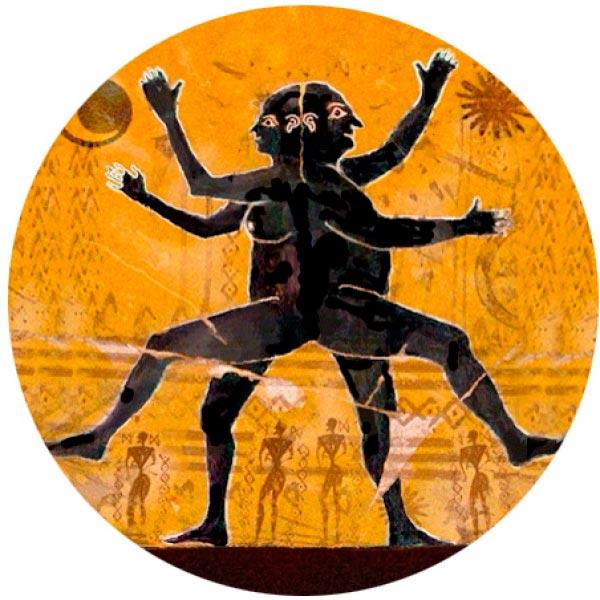 A Origem da Paixão: O Mito dos Homens-Bola História & Mitologia mitologia paixão amor Figura do Slideshow #4