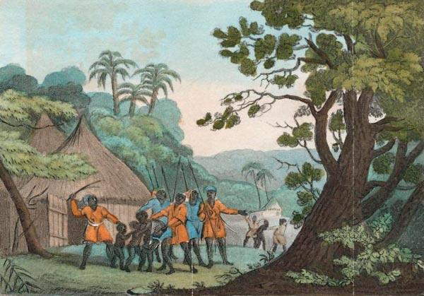 escravidao africana muculmana Figura do Slideshow #8