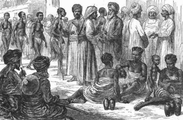 escravidao africana muculmana Figura do Slideshow #9