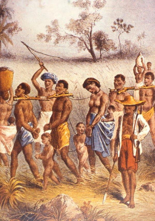escravidao africana muculmana Figura do Slideshow #6