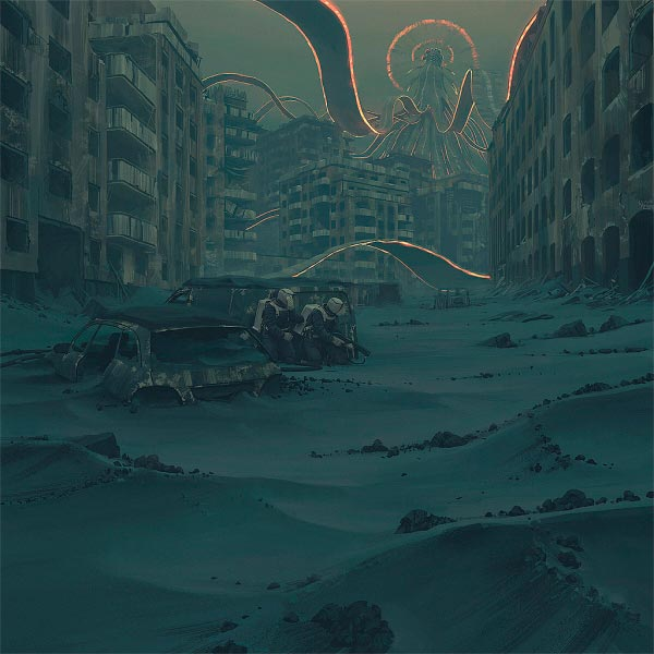 O Admirável Mundo Novo de Simon Stålenhag Arte & Ilustração arte ilustração fantasia sci-fi Figura do Slideshow #24