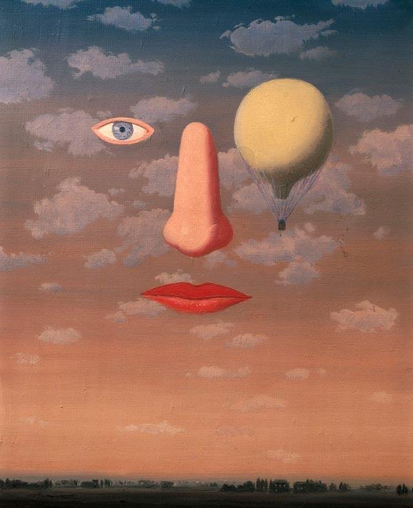 René Magritte - O Surrealismo do Mestre dos Paradoxos Arte & Ilustração arte ilustração fantasia surrealismo Figura do Slideshow #29