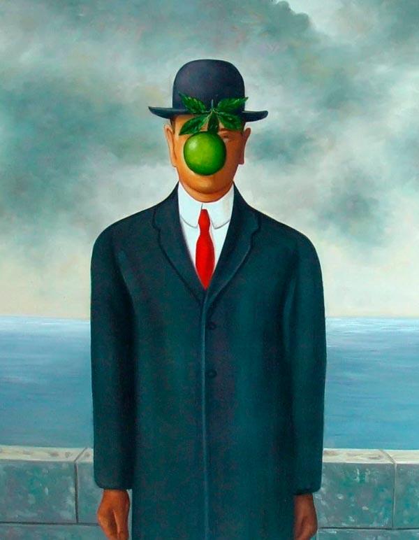 René Magritte - O Surrealismo do Mestre dos Paradoxos Arte & Ilustração arte ilustração fantasia surrealismo Figura do Slideshow #28