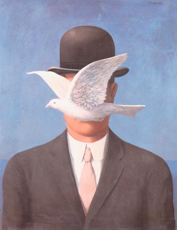 René Magritte - O Surrealismo do Mestre dos Paradoxos Arte & Ilustração arte ilustração fantasia surrealismo Figura do Slideshow #3