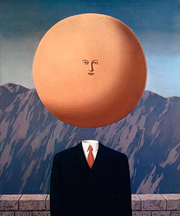 René Magritte - O Surrealismo do Mestre dos Paradoxos Arte & Ilustração arte ilustração fantasia surrealismo Figura do Slideshow #25