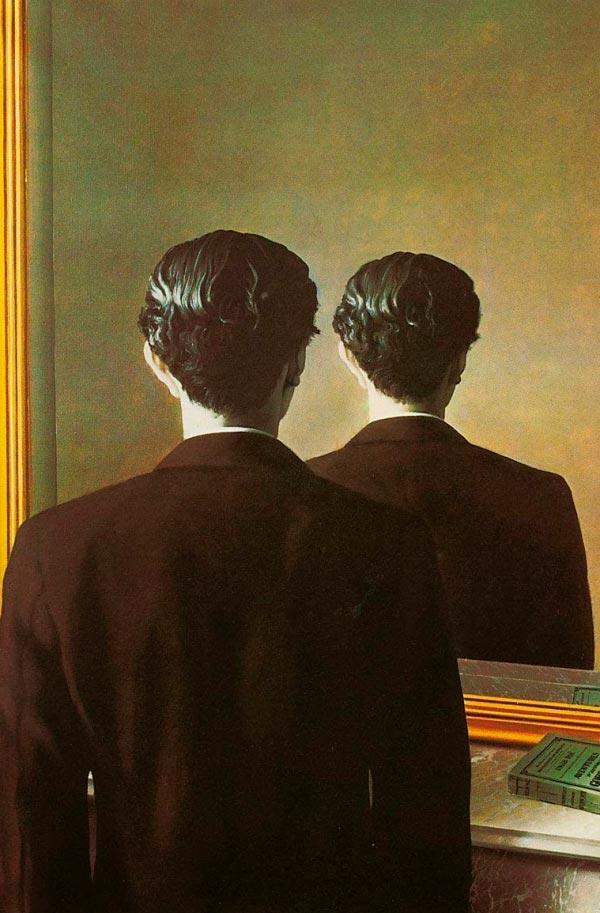 René Magritte - O Surrealismo do Mestre dos Paradoxos Arte & Ilustração arte ilustração fantasia surrealismo Figura do Slideshow #23