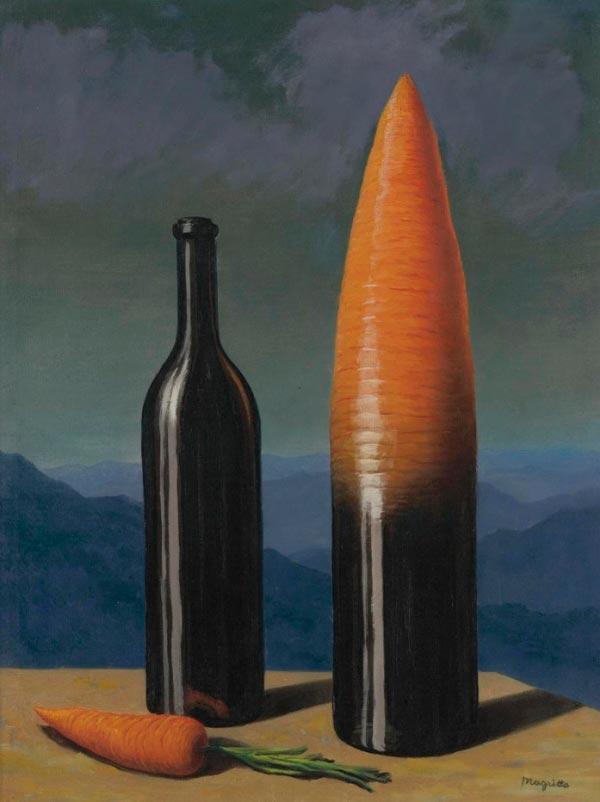René Magritte - O Surrealismo do Mestre dos Paradoxos Arte & Ilustração arte ilustração fantasia surrealismo Figura do Slideshow #22