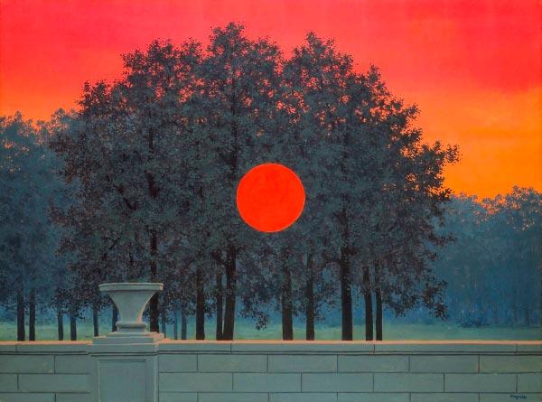 René Magritte - O Surrealismo do Mestre dos Paradoxos Arte & Ilustração arte ilustração fantasia surrealismo Figura do Slideshow #20