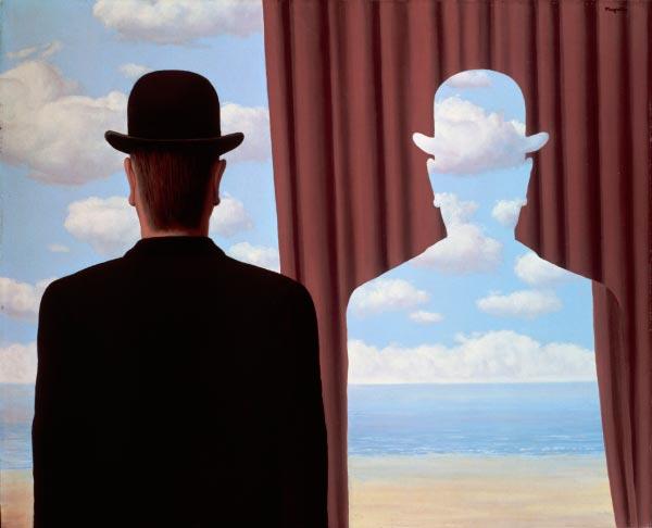 René Magritte - O Surrealismo do Mestre dos Paradoxos Arte & Ilustração arte ilustração fantasia surrealismo Figura do Slideshow #18