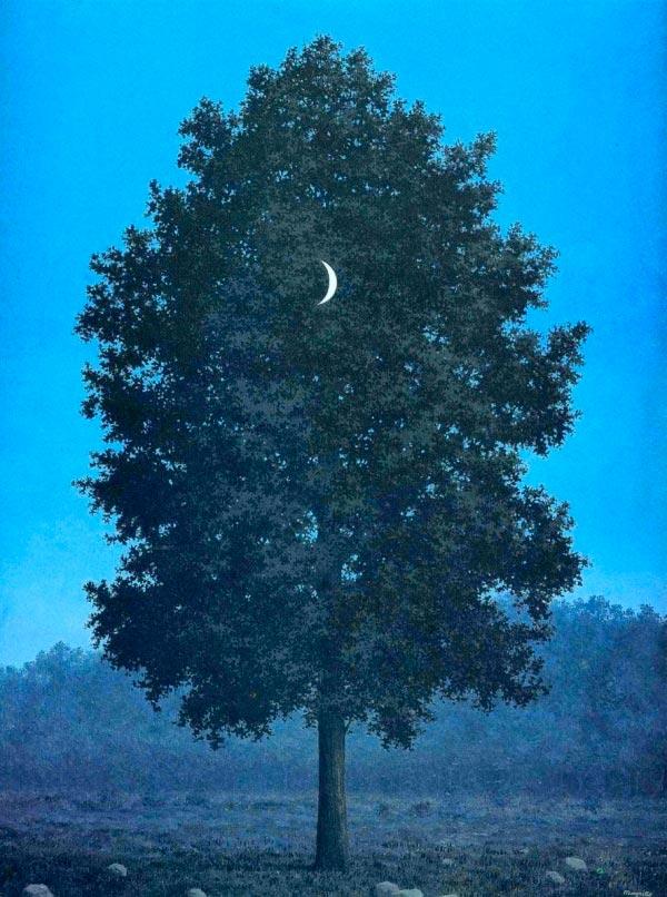 René Magritte - O Surrealismo do Mestre dos Paradoxos Arte & Ilustração arte ilustração fantasia surrealismo Figura do Slideshow #12