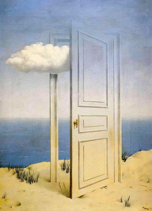 René Magritte - O Surrealismo do Mestre dos Paradoxos Arte & Ilustração arte ilustração fantasia surrealismo Figura do Slideshow #30