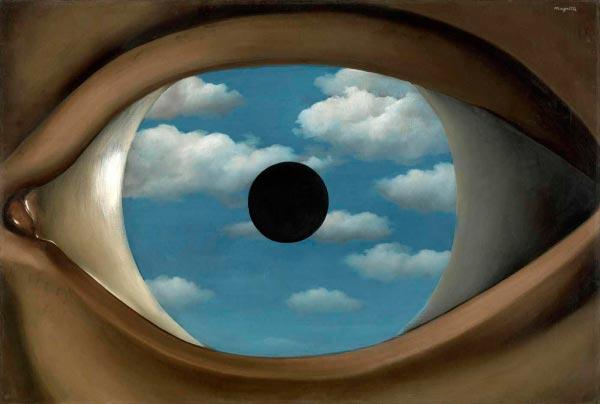 René Magritte - O Surrealismo do Mestre dos Paradoxos Arte & Ilustração arte ilustração fantasia surrealismo Figura do Slideshow #10