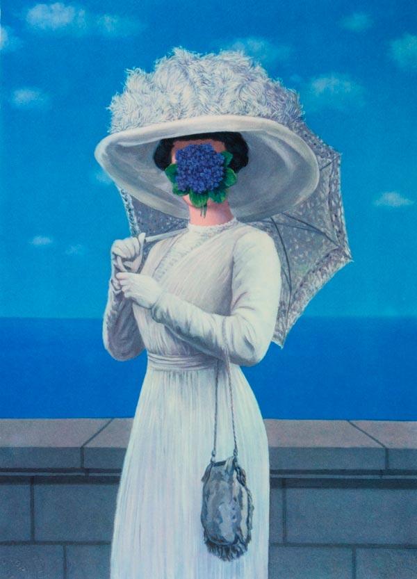 René Magritte - O Surrealismo do Mestre dos Paradoxos Arte & Ilustração arte ilustração fantasia surrealismo Figura do Slideshow #9