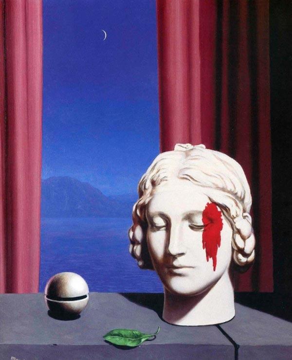 René Magritte - O Surrealismo do Mestre dos Paradoxos Arte & Ilustração arte ilustração fantasia surrealismo Figura do Slideshow #8