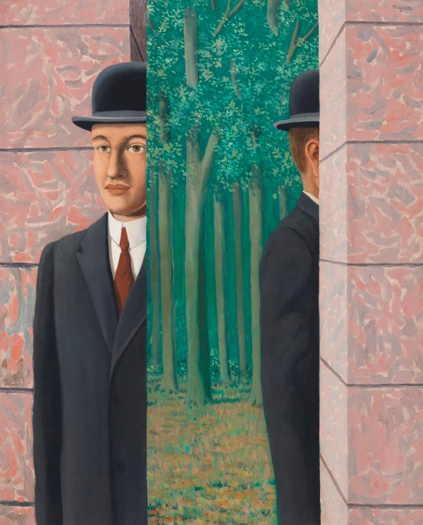 René Magritte - O Surrealismo do Mestre dos Paradoxos Arte & Ilustração arte ilustração fantasia surrealismo Figura do Slideshow #5