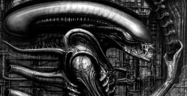 Os Horrores de H.R. Giger - O Inferno Biomecânico dos Pesadelos Arte & Ilustração arte ilustração fantasia cinema sci-fi horror surrealismo Figura do Slideshow #7