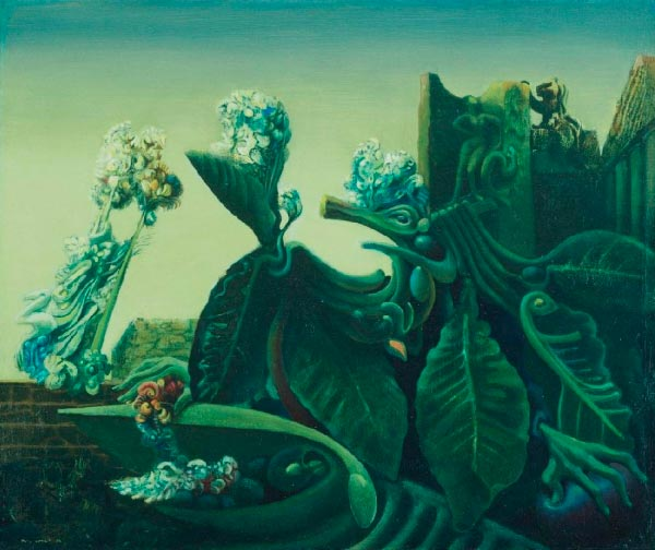 max ernst surrealismo Figura do Slideshow #11