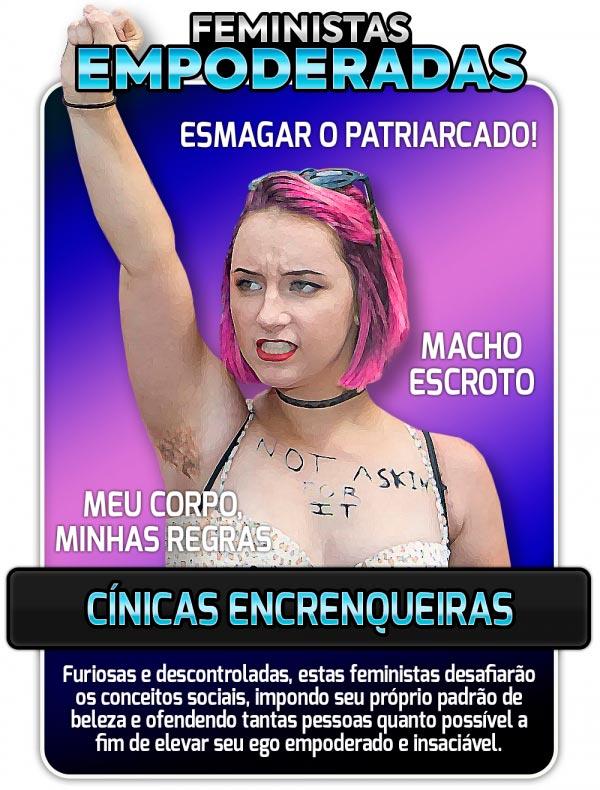 feministas empoderadas Figura do Slideshow #10