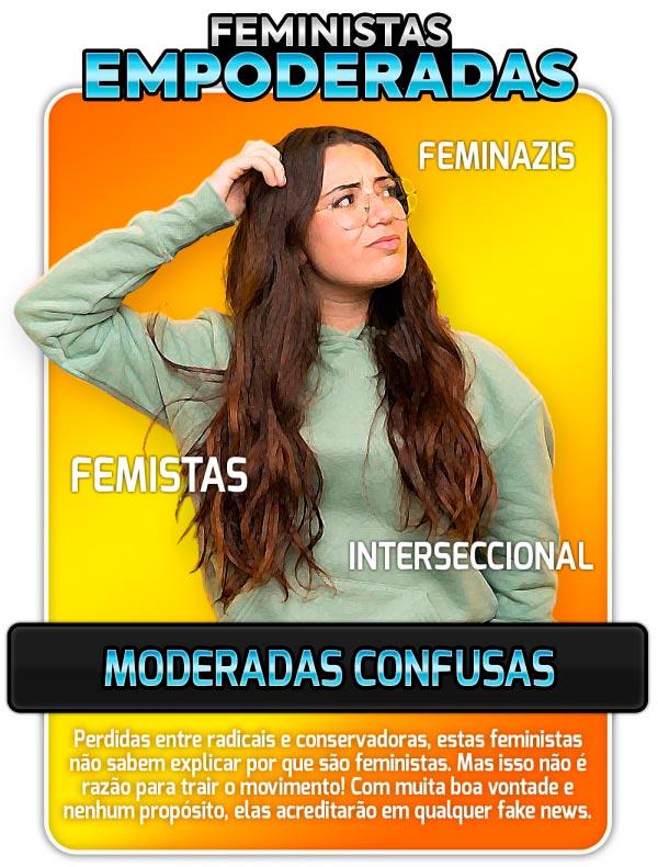 Os 5 Tipos de Feministas e Onde Encontrá-las: Um Guia para o Feminismo Ideologia & Política política psicologia comportamento ideologia feminismo Figura do Slideshow #16