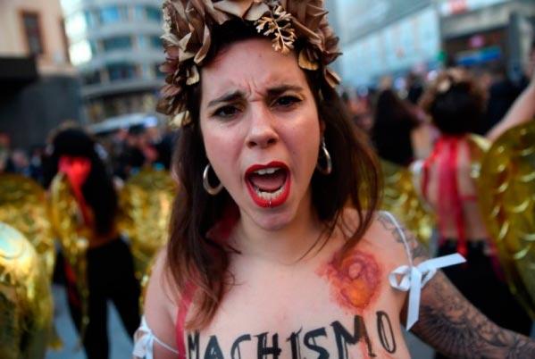 feministas empoderadas Figura do Slideshow #11