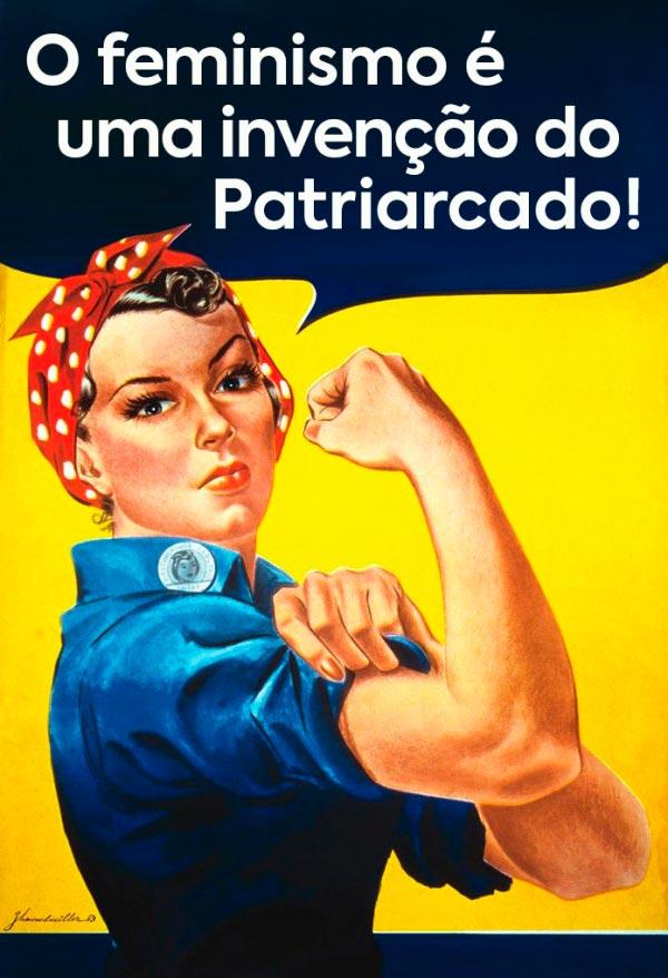 feministas empoderadas Figura do Slideshow #1