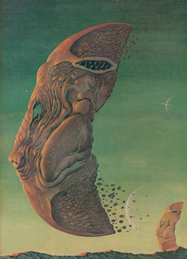 surrealismo wayne barlowe arte fantasia 0 Figura do Slideshow #57