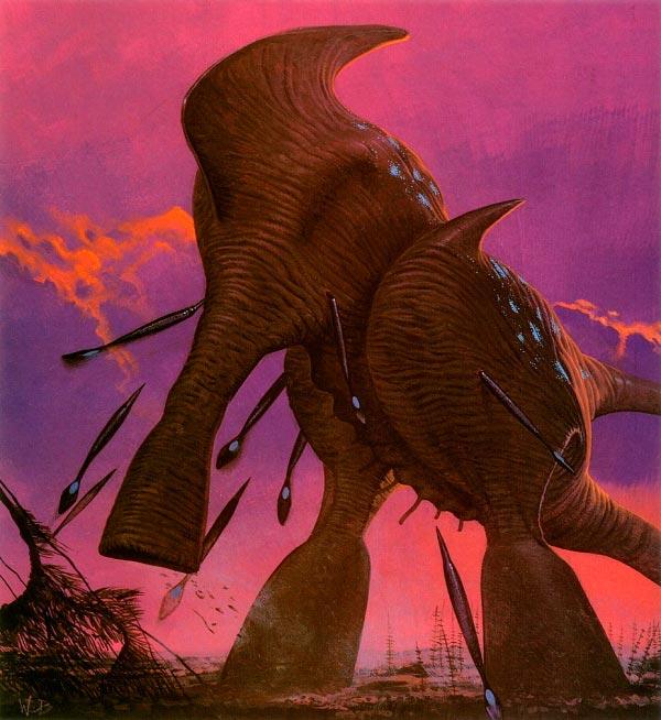 surrealismo wayne barlowe arte fantasia 0 Figura do Slideshow #52