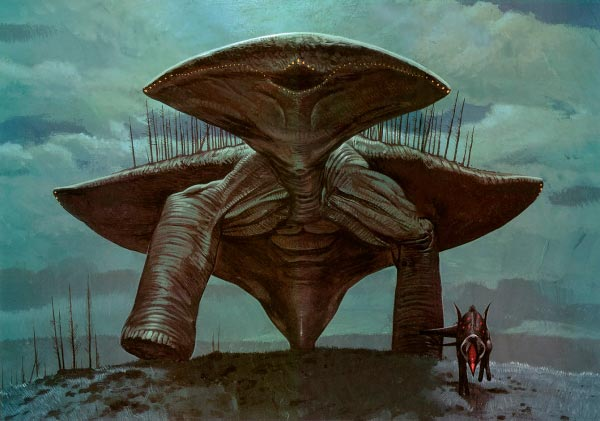 surrealismo wayne barlowe arte fantasia 0 Figura do Slideshow #51