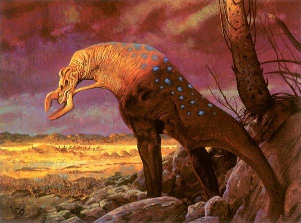 surrealismo wayne barlowe arte fantasia 0 Figura do Slideshow #49