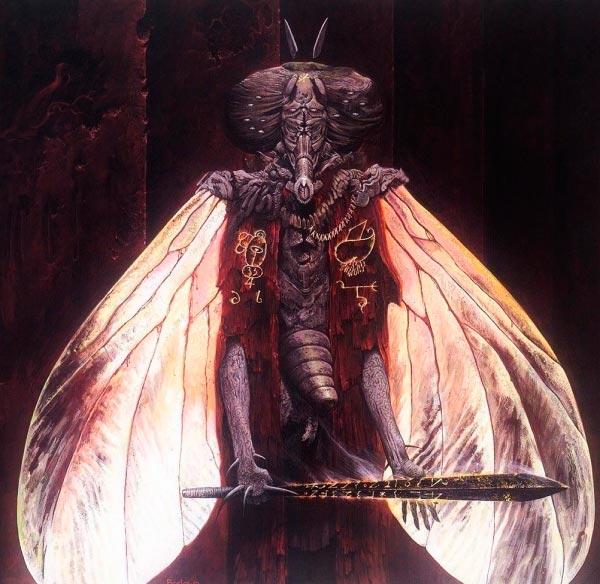 inferno surrealismo arte fantasia wayne barlowe 0 Figura do Slideshow #15