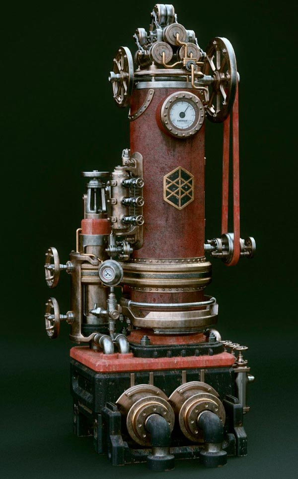 a maquina extraviada veiga Figura do Slideshow #1