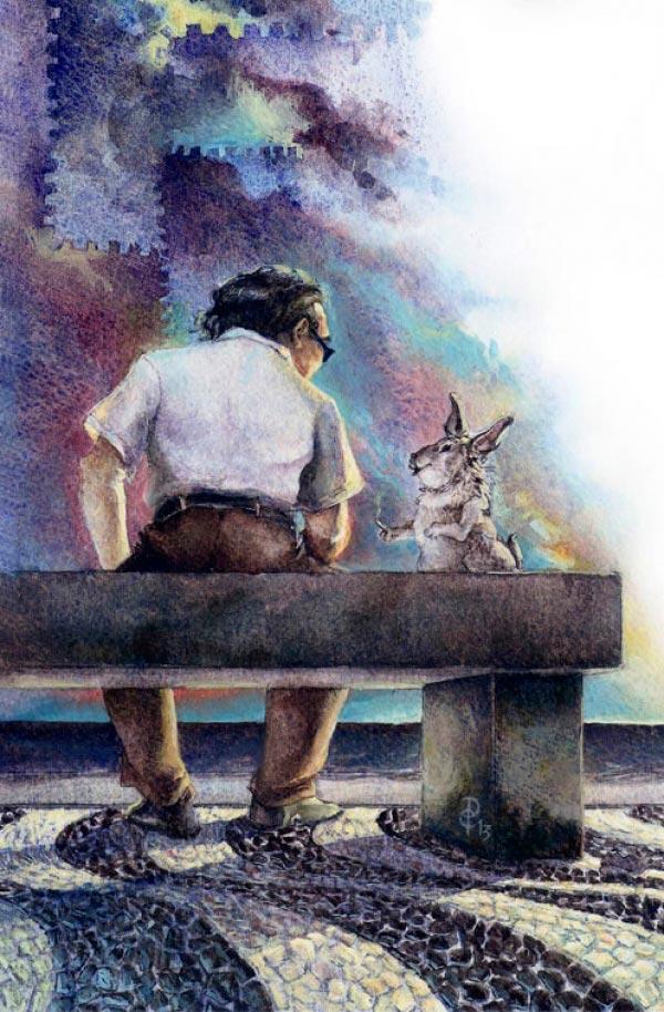 teleco o coelhinho murilo rubiao Figura do Slideshow #1
