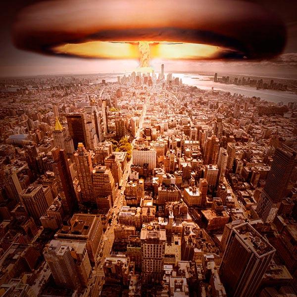 guerra nuclear Figura do Slideshow #6
