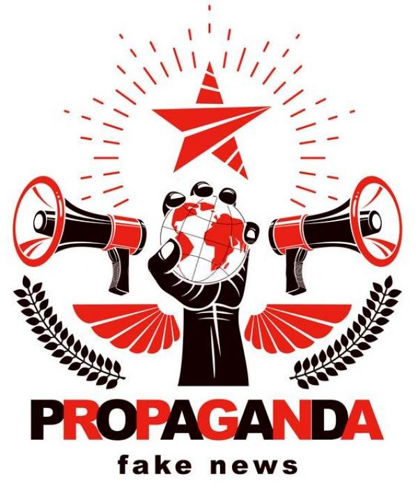 propaganda fake news Figura do Slideshow #6