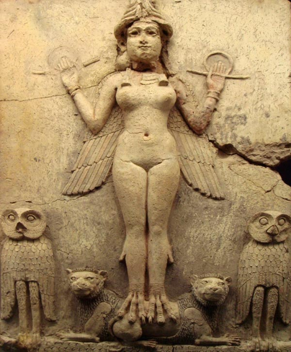 lilith periodo de isin larsa y babilonia Figura do Slideshow #6