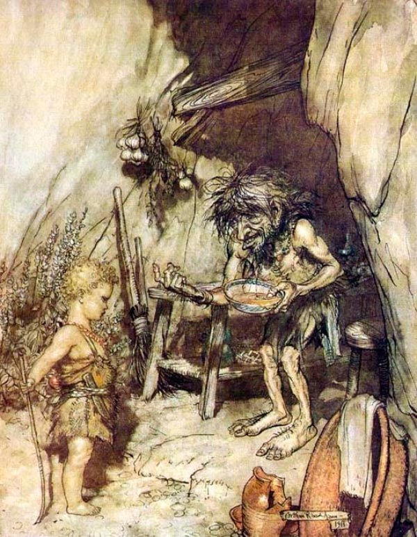 arthur rackham Figura do Slideshow #7